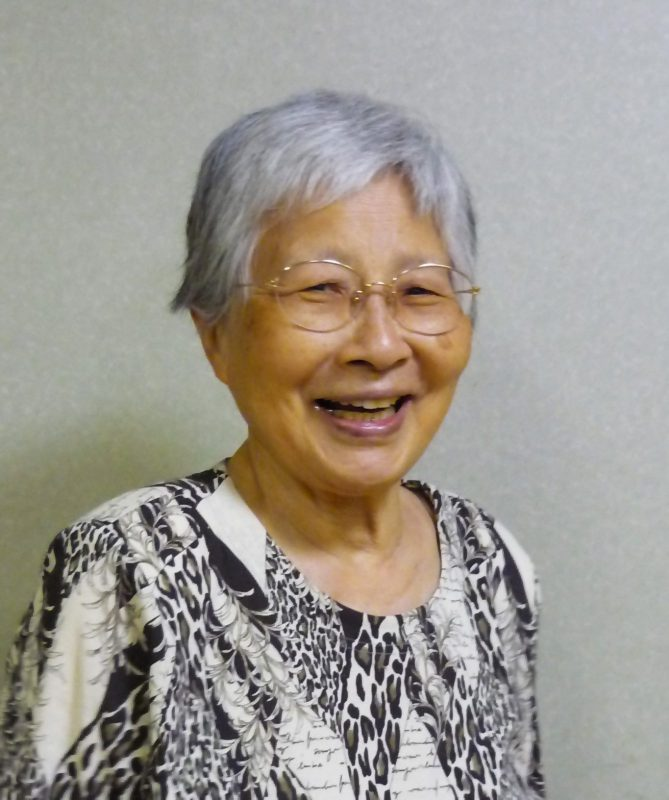 写真:奥田陸子さん